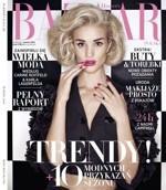 """Marcowy """"Harper's Bazaar"""" z trendami na wiosnę i lato"""