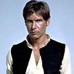 Harrison Ford jako Han Solo