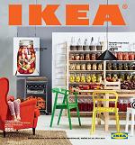 Dom z dziećmi w nowym katalogu IKEA