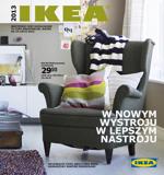 Katalog IKEA na 2013 z tekstyliami w 4,7 mln egz. i wersjach mobilnych