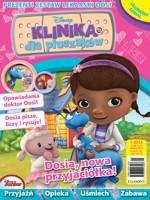 """""""Klinika dla pluszaków"""" - nowy magazyn dla dzieci w portfolio Egmont Polska"""
