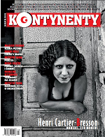 """Kwartalnik """"Kontynenty"""" z książkami Mariusza Szczygła i Angeliki Kuźniak"""