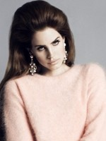 Lana Del Rey, fot. H&M