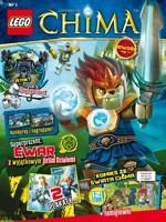 """""""Lego Legends of Chima"""" nowym magazynem dla chłopców"""