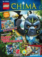 """""""Lego Legends of Chima"""" liderem wśród pism dziecięcych. """"Kubuś i Przyjaciele"""" o 46 proc. w dół"""