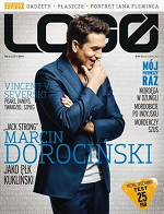 "Lutowe ""Logo"" z Marcinem Dorocińskim i Vincentem Severskim na okładkach"