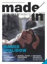 """Ukazał się nowy bezpłatny magazyn lifestylowy """"Made in. Warmia & Mazury"""""""