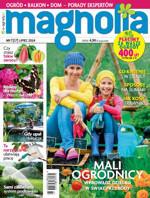 """""""Magnolia"""" z nowymi cyklami o balkonach i ogrodach"""