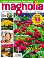 """Ogrodniczy miesięcznik """"Magnolia"""" został odświeżony"""