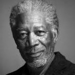Morgan Freeman, fot. Google+