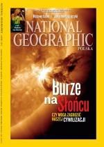 """okładka """"National Geographic"""""""