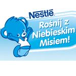 """""""Rośnij z Niebieskim Misiem!"""" w dziecięcej promocji Nestlé"""