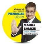"""""""Pieniądze Ekstra"""" - Maciej Samcik odpowiada za nowy dodatek """"Gazety Wyborczej"""""""
