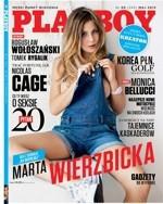 """""""Logo"""" traci czytelników, rośnie sprzedaż miesięczników """"Playboy"""" i """"Sukces"""""""