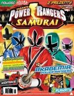 """""""Power Rangers"""" - nowy magazyn dla chłopców"""