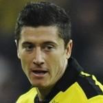 Robert Lewandowski, fot. Eurosport