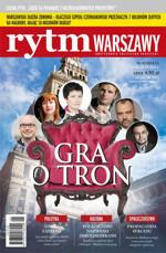 """""""Rytm Warszawy"""" nowym magazynem o stolicy"""