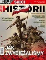 """Miesięcznik """"Sieci Historii"""" debiutuje w cenie 4,90 zł"""