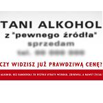 """Przemysł spirytusowy rusza z kampanią """"Stop nielegalnemu alkoholowi"""""""