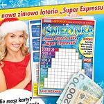 """""""Super Express"""" rusza z loterią """"Śnieżynka"""""""