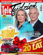 """Rynek tygodników z programem telewizyjnym: wzrosła sprzedaż """"Tele Tygodnia"""", """"Super TV"""" ostro w dół"""
