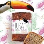 Czteryczwarte wprowadza na rynek Tukan - nowy rodzaj chleba