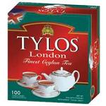 """Łyk relaksu"" reklamuje herbatę Tylos London"