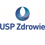 USP Zdrowie z nowym logo