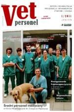 """Vet Personel"" - nowy magazyn dla weterynarzy"
