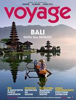"""""""Voyage"""" z kulinariami, nową makietą i wyższą ceną. Agata Jankowska naczelną"""