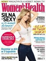 """""""Women's Health"""" już na rynku. Agnieszka Cegielska na okładce (foto)"""