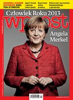 """Angela Merkel Człowiekiem Roku 2013 tygodnika """"Wprost"""""""
