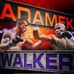 Tomasz Adamek kontra Travis Walker