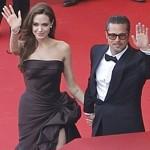 Angelina Jolie, Brat Pitt, fot. akpa