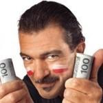 Antonio Banderas reklamuje świąteczny kredyt w BZ WBK (wideo)