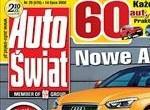 'Auto Świat' liderem pism motoryzacyjnych, duży wzrost V12