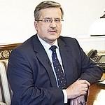 Bronisław Komorowski, fot. mat. prasowe