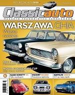 """Magazyn """"Classicauto"""" w nowej szacie i bardziej lifestylowy"""