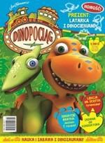 """""""Dinopociąg"""" - nowy magazyn dla dzieci (wideo)"""
