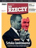 """""""Do Rzeczy"""" i """"W Sieci"""": więcej z reklam niż """"Uważam Rze"""" i """"Gazeta Polska"""", mniej niż """"Gość Niedzielny"""""""