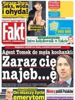 """""""Fakt"""" najchętniej czytany w II półroczu 2013 roku"""