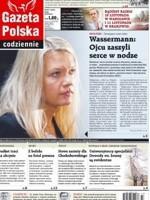 """""""Gazeta Polska Codziennie"""" z największym spadkiem, """"Gazeta Wyborcza"""" poniżej 190 tys. egz."""