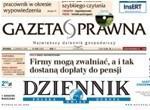 Związki zawodowe 'Dziennika': nawet 100 osób może stracić pracę