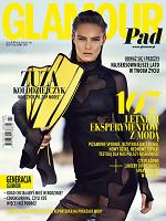 """Zuzanna Kołodziejczyk, zwyciężczyni """"Top model"""", na okładce """"Glamour"""""""