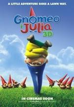 Gnomeo i Julia: Natasza Urbańska i Maciej Stuhr gnomami (wideo)