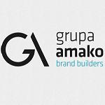 """Grupa Amako z nowym logo jako """"brand builders"""""""