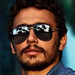 James Franco twarzą kampanii okularów Gucci