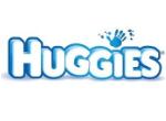 """Huggies reklamowane pod hasłem """"Cieszcie się sobą, resztą zajmie się Huggies"""""""