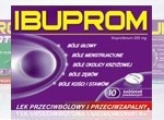 Ibuprom Max reklamowany także w internecie