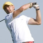 Jerzy Dudek promuje w Polsce grę w golfa